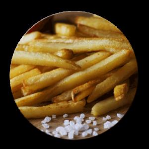Fette, Pommes Frites