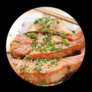 Makronährstoffe - Fette, Fisch, Lachs
