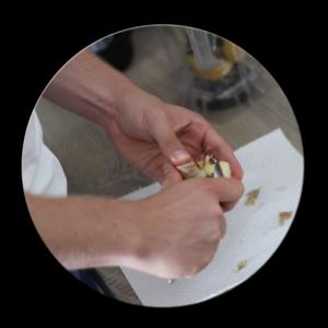 nashi pear ginger smoothie mixen birne und ingwer. Black Bedroom Furniture Sets. Home Design Ideas