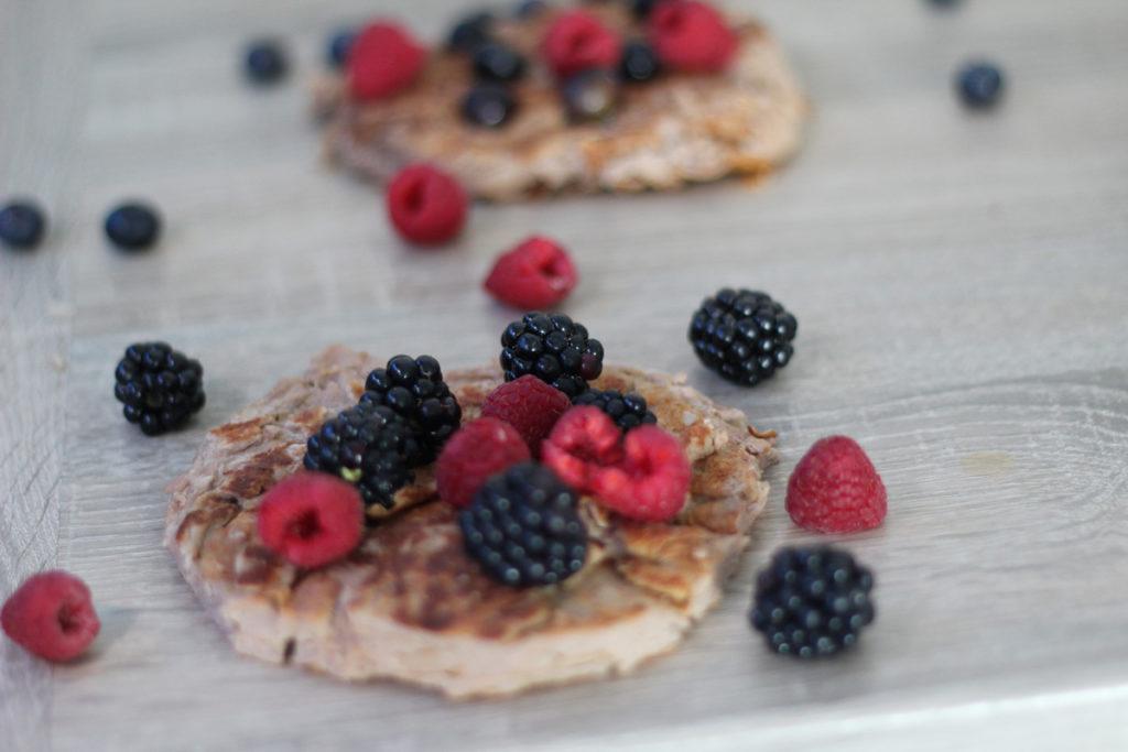 Einfache und schnelle Rezepte - Pancakes Low Carb