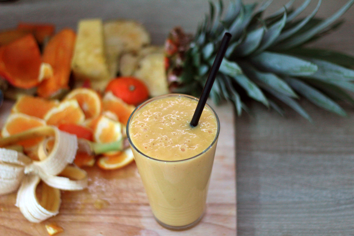 Vitamine im Smoothie