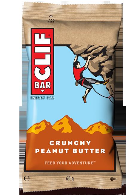 CLIF BAR - Crunchy Peanut Butter