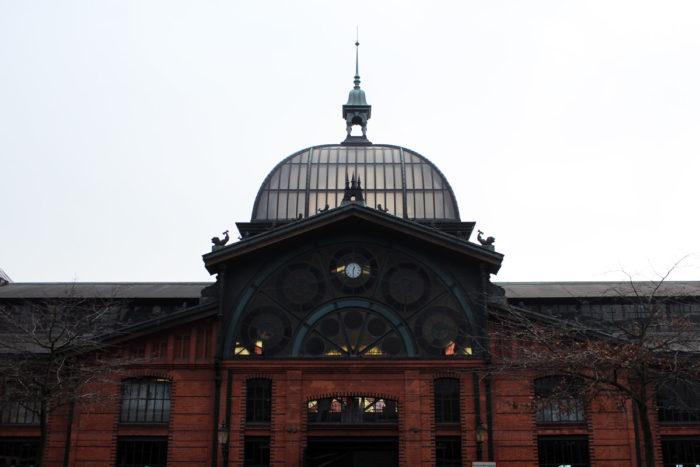 Hamburger Hafen - Fischauktionshalle