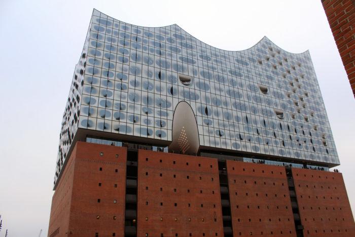 Hamburger Hafen - Elbphilharmonie