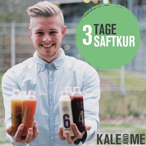 Kale and me - 3 Tage Saftkur