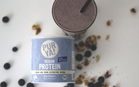 Bio Reis Protein - Purya! Vegan Protein