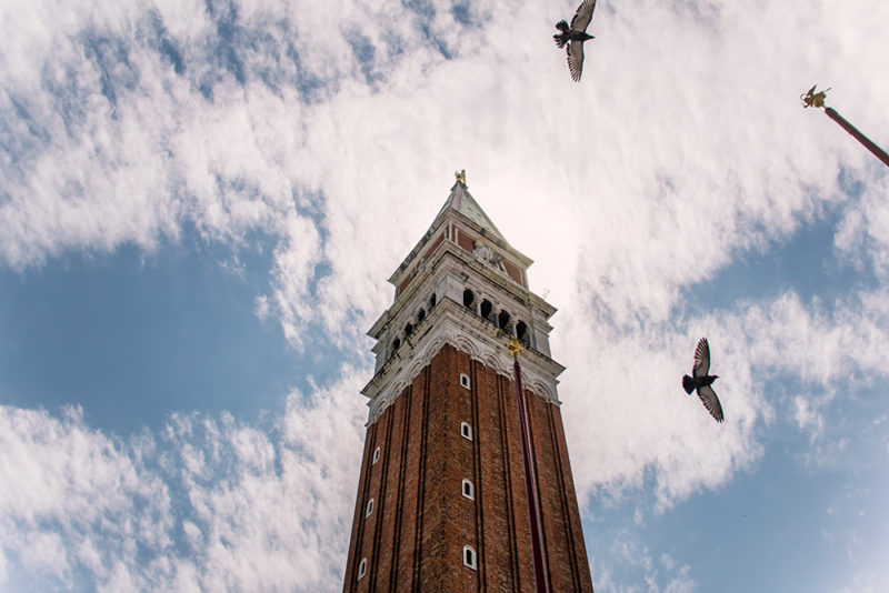 Markusturm Venedig