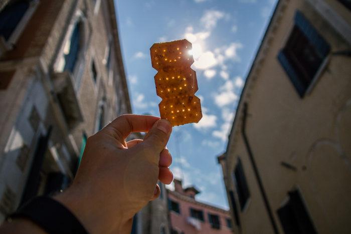 TUC Pause in Venedig