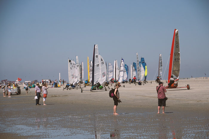St. Peter-Ording - Windsegeln