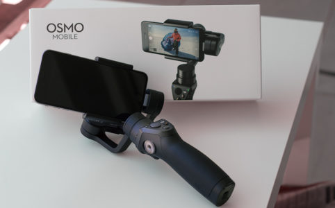 DJI Osmo Mobile - Unpacking