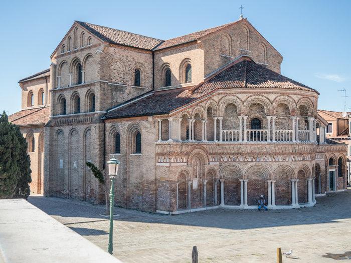 No goes von Venedig - Chiesa dei Santi Maria e Donato