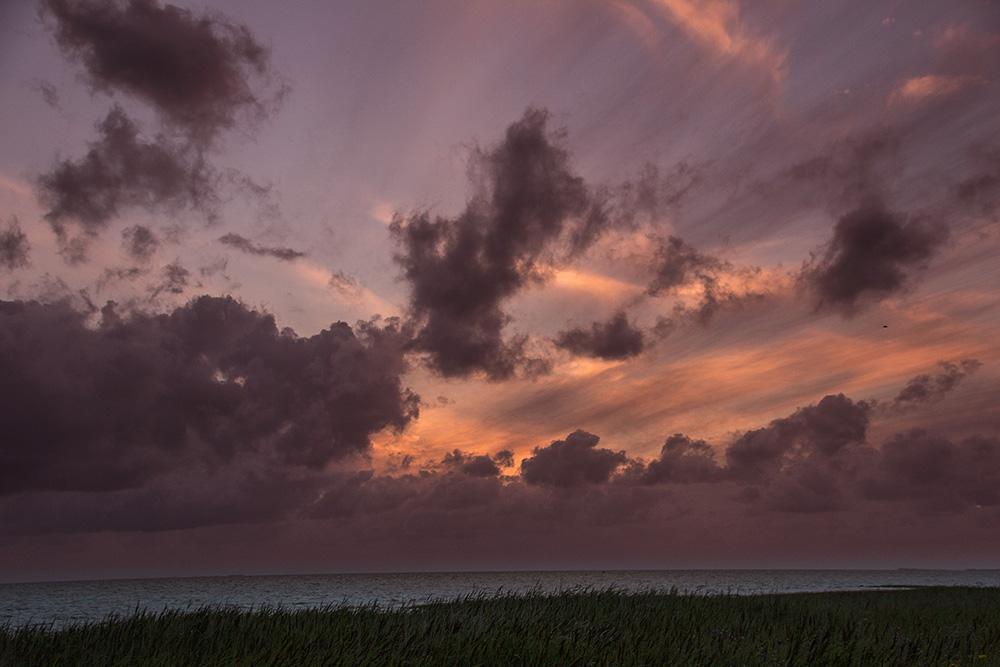 Tagesausflug-nach-Dänemark-Sonnenuntergang-Emmerlev-Klev-Wasser