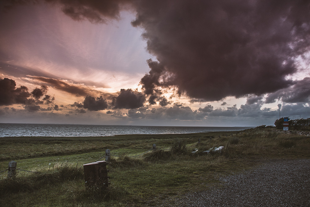 Tagesausflug-nach-Dänemark-Sonnenuntergang-Emmerlev-Klev