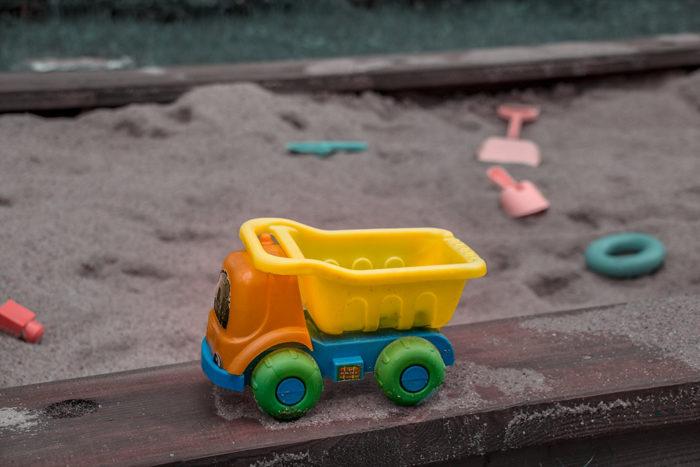 Vom Kinderspielplatz in die Instagram-Welt