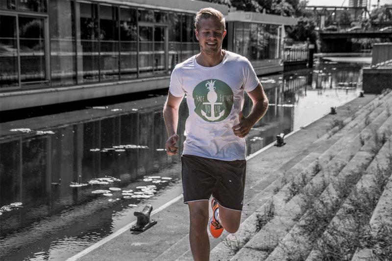 Laufen - Gesundheit, Psyche und Wohlbefinden