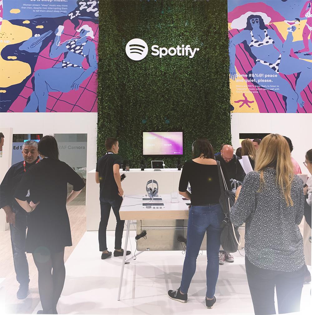 Dmexco 2017 - Spotify