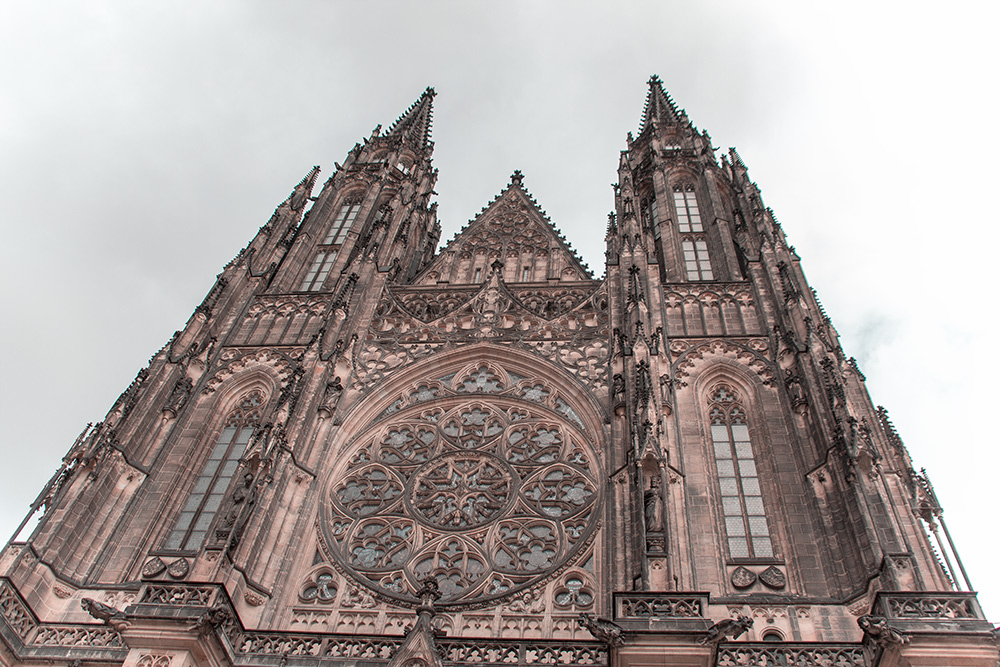 Prag St.-Veits-Dom