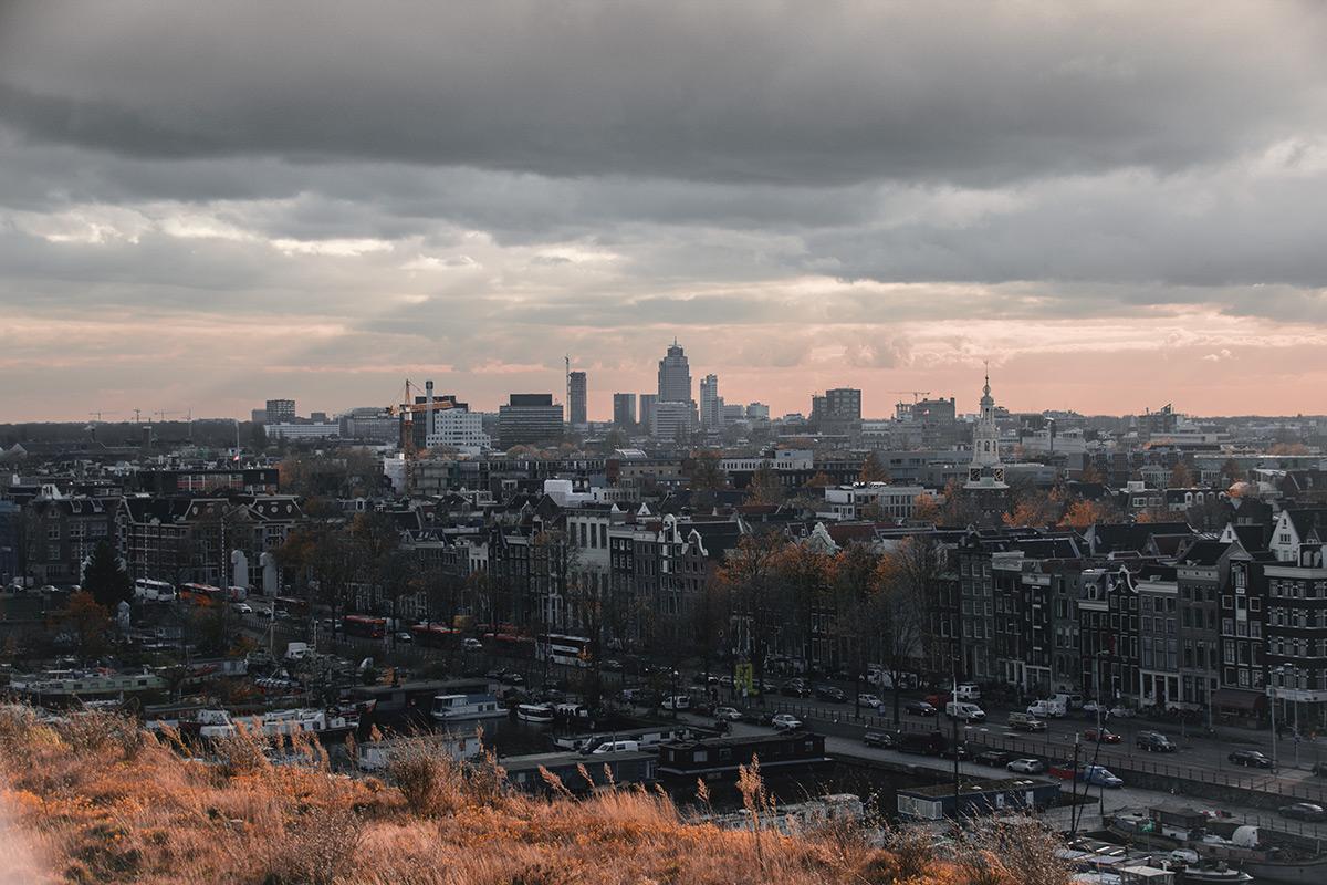 Amsterdam - Viele Highlights auf kleinem Terrain