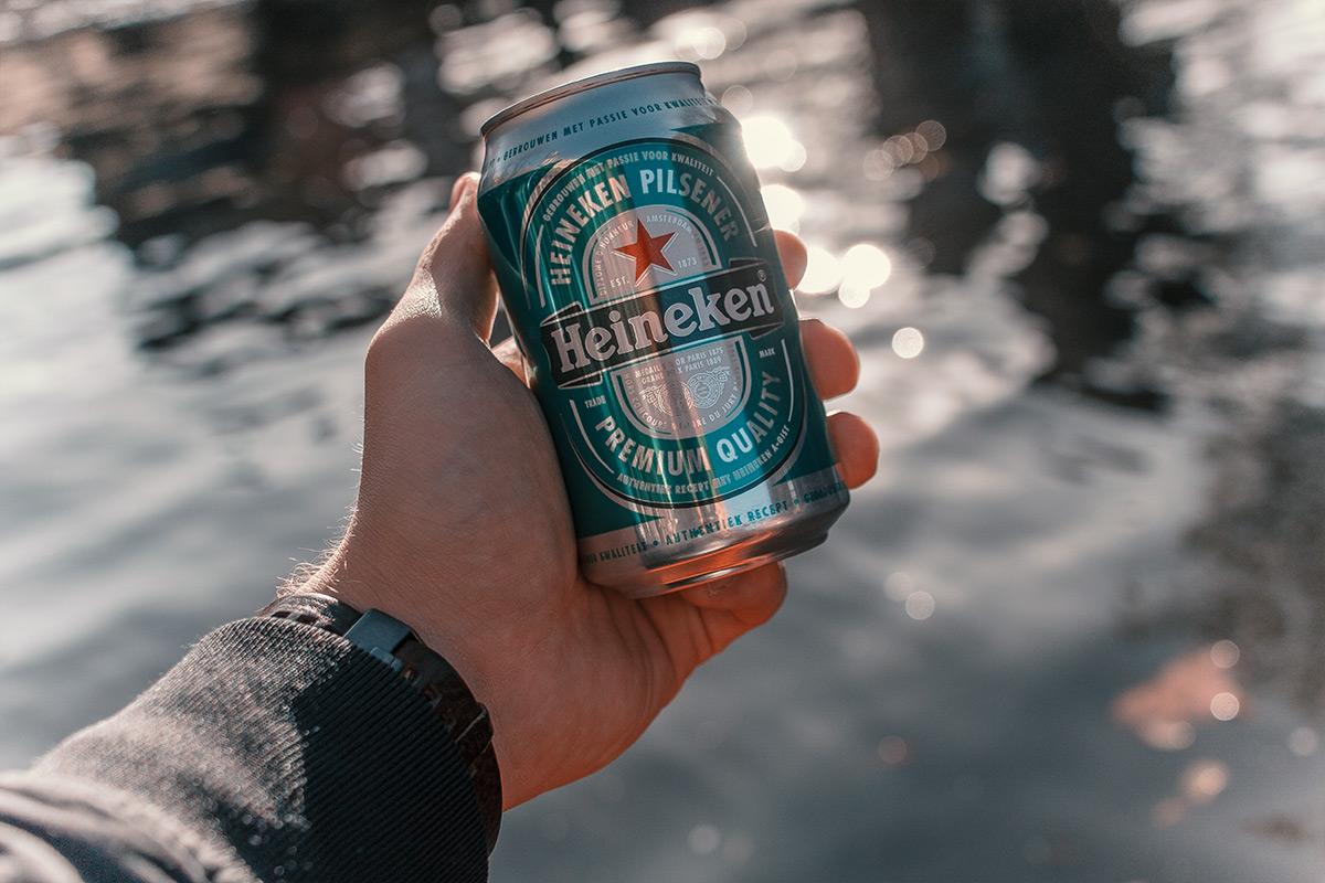 Amsterdam Heineken Bier