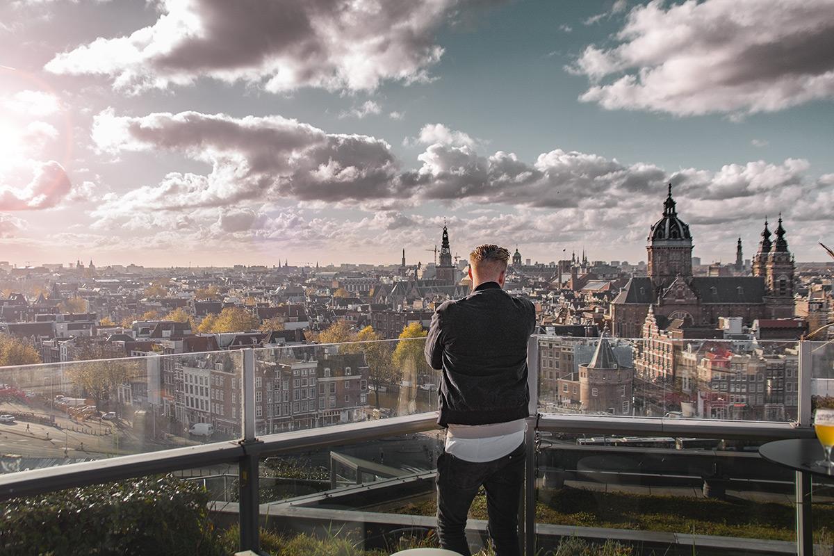Amsterdam Skylounge