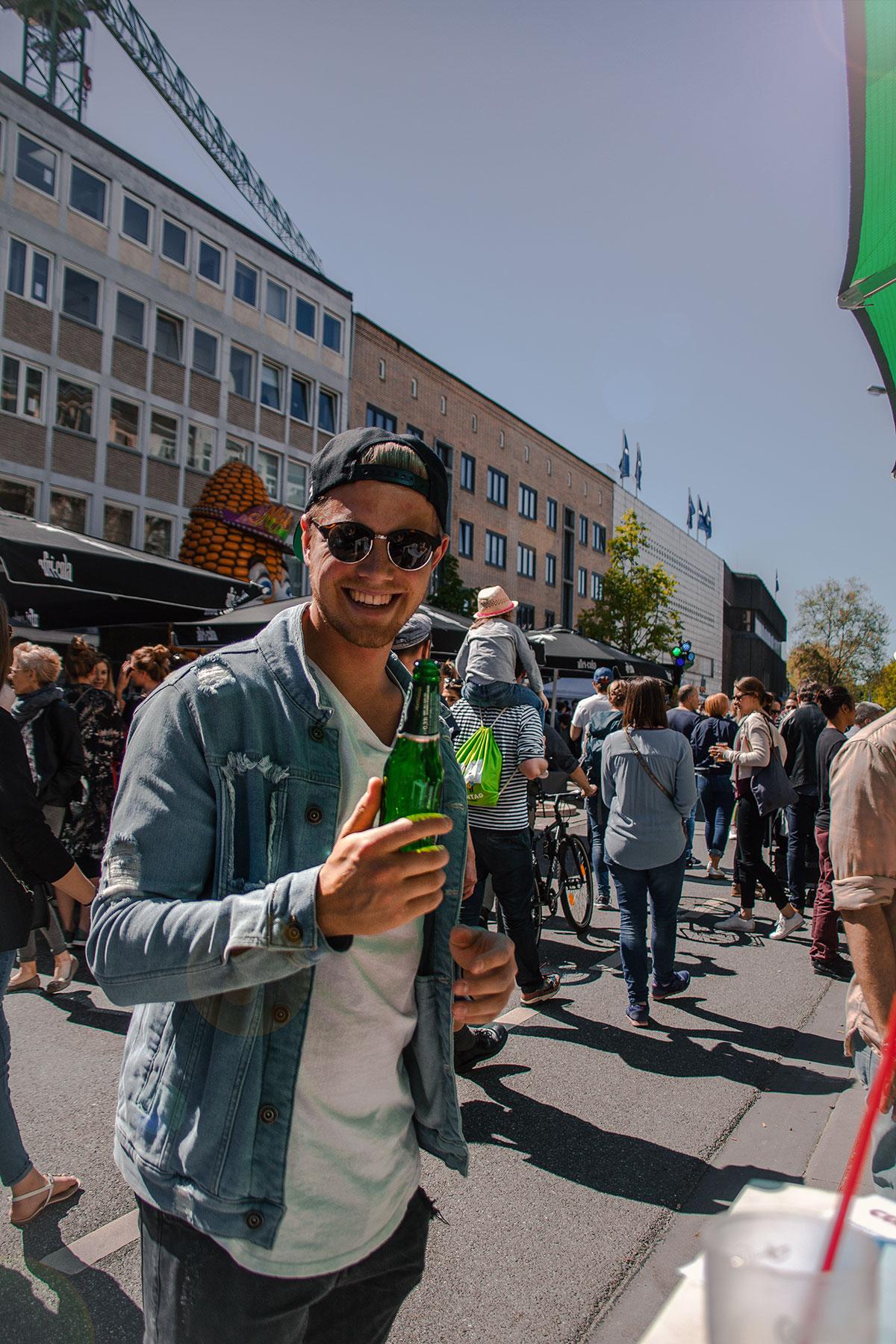Osterstrassenfest Hamburg Fabian Tiedemann