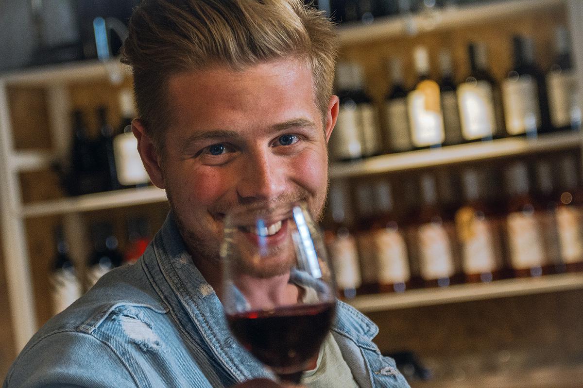 Porto Fabi beim Wine Tasting