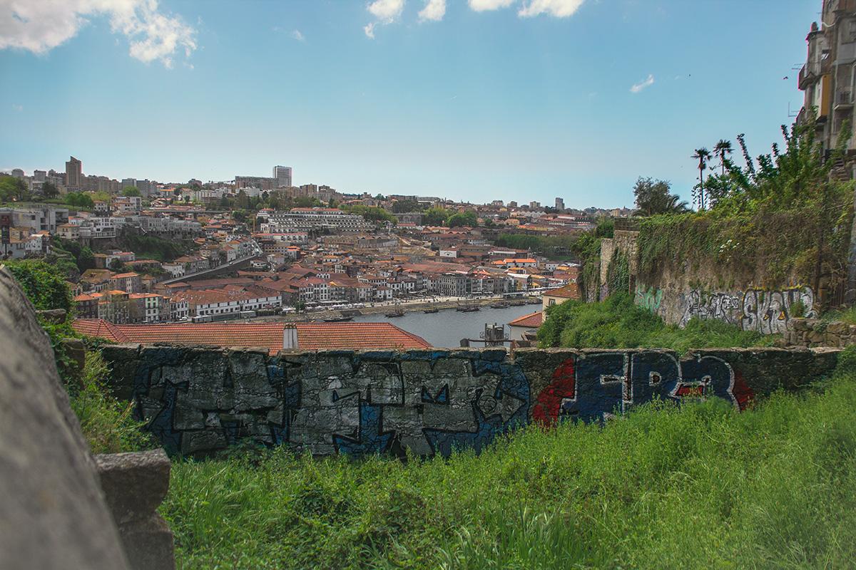 Porto Graffiti