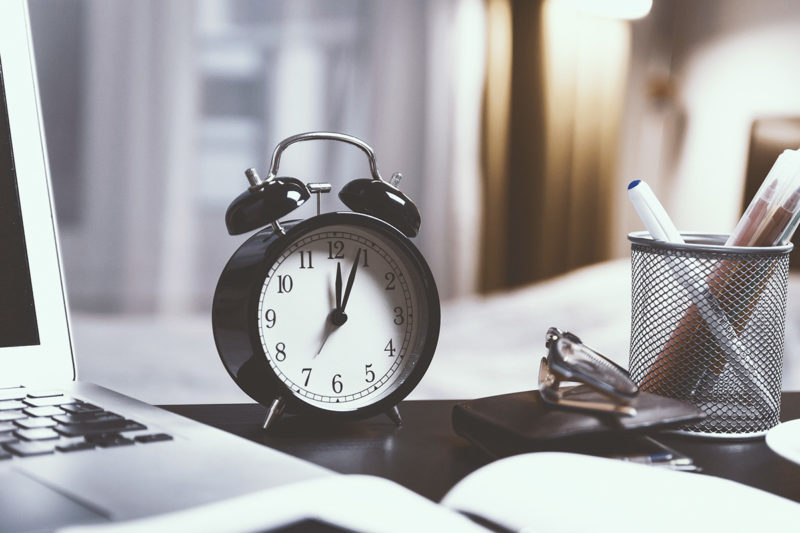 Es gibt nur eine Zeit - Deine Zeit!