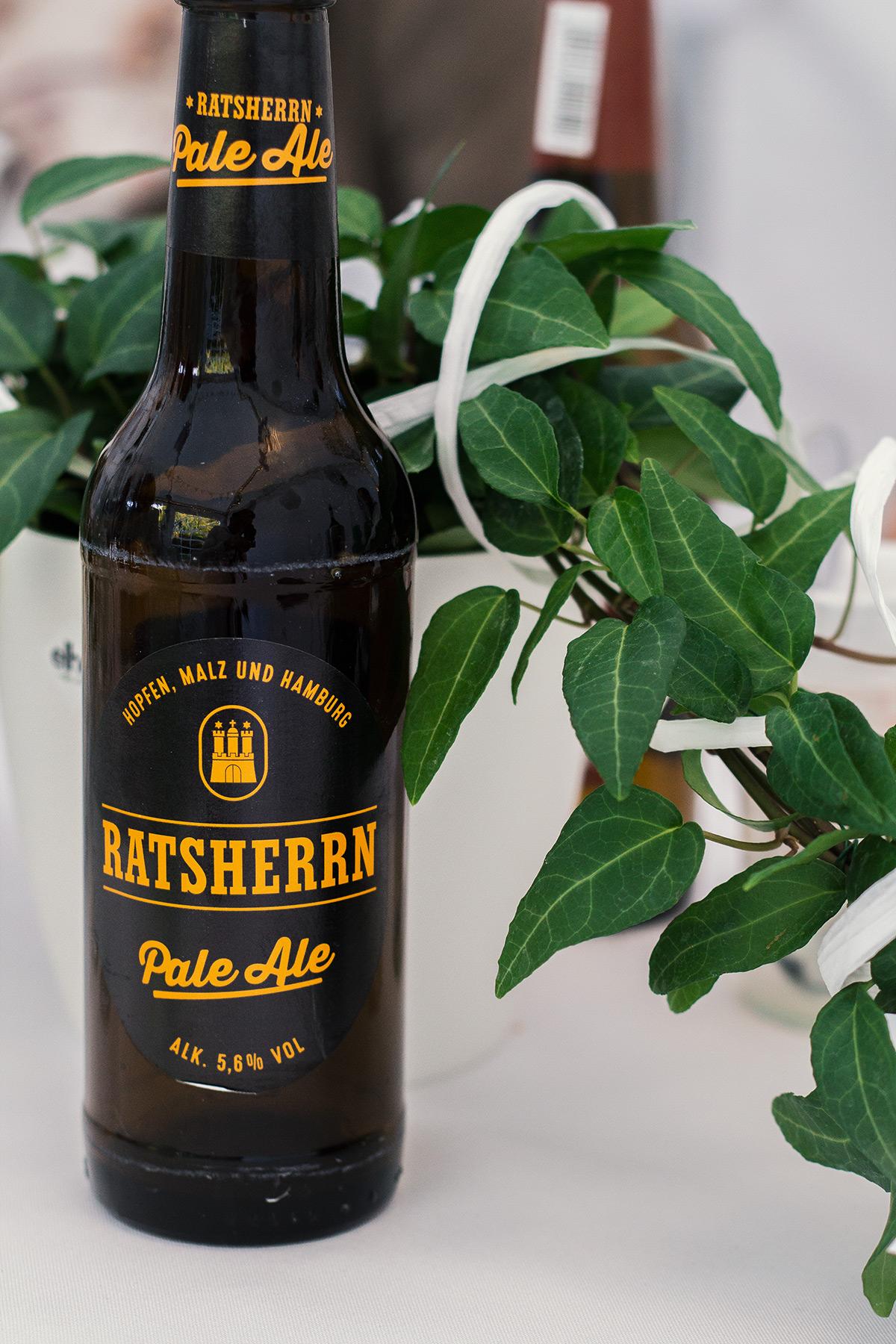 White Party Ratsherrn Pale Ale