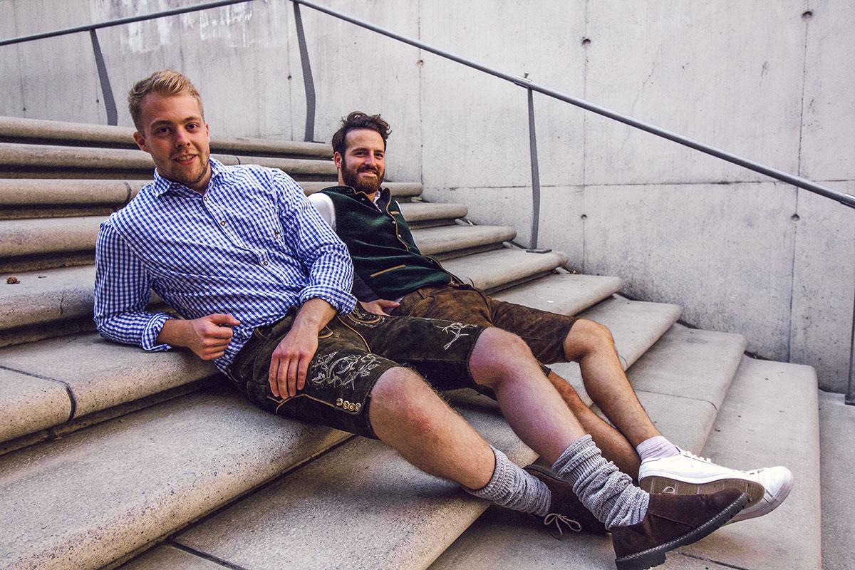 Oktoberfest München 2018 Männer Outfit