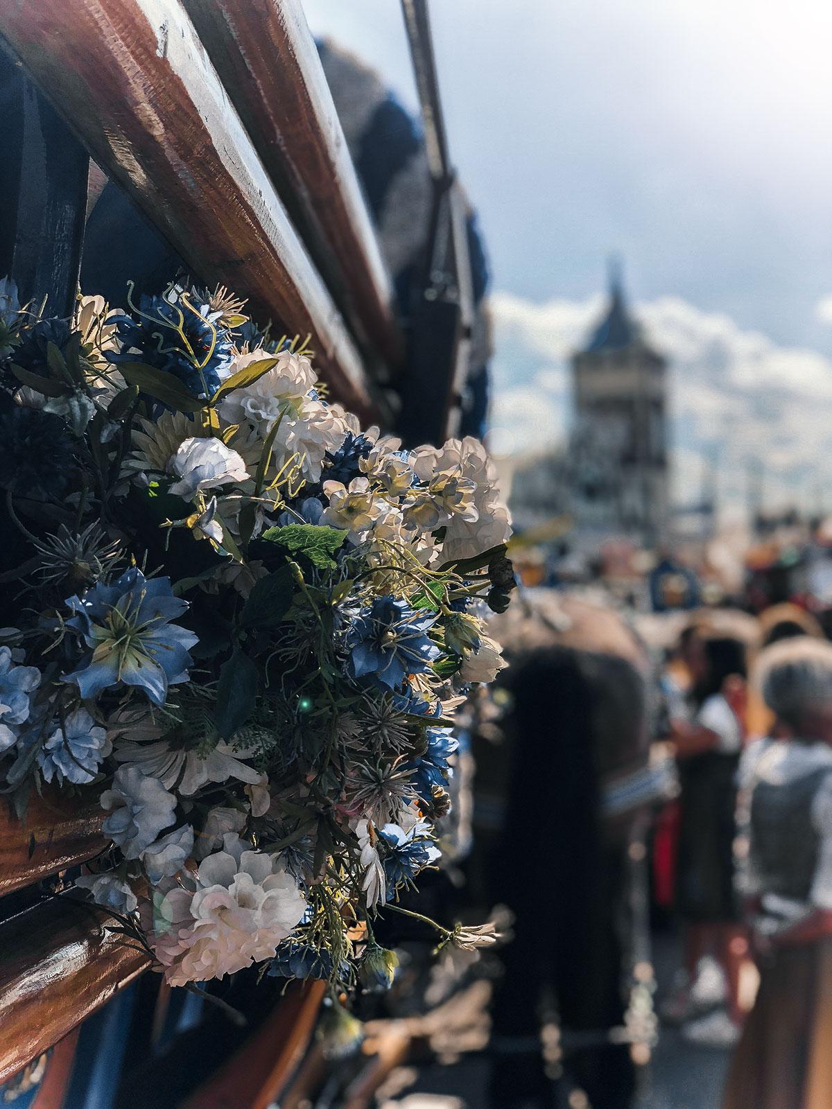 Oktoberfest 2018 Pferdekutsche