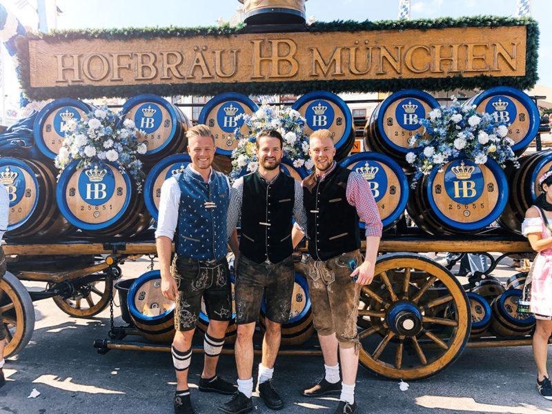 Oktoberfest 2018 Wiesnbuam