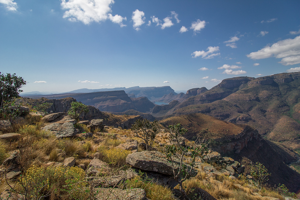 Lowveld Viewpoint an der Panorama Route