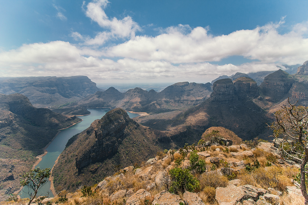 Panorama Route Blyde River Canyon