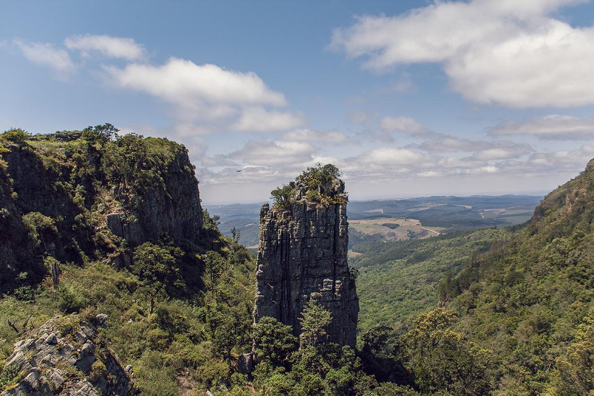 Panorama Route Pinnacle Rock