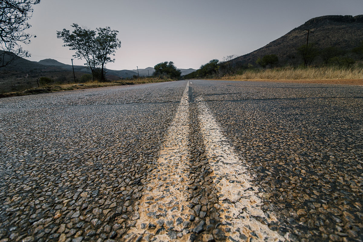 Panorama Route - Straßen in Südafrika