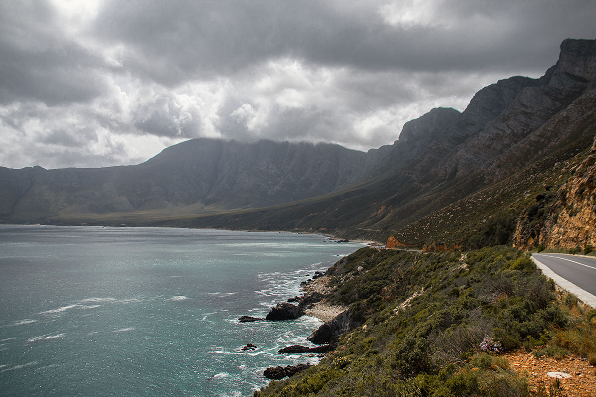 Hermanus, Bettys Bay, Stellenbosch Panorama Route