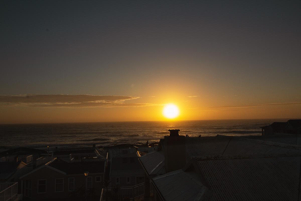 Hermanus Sonnenaufgang