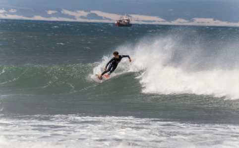 Jeffreys Bay Surfer