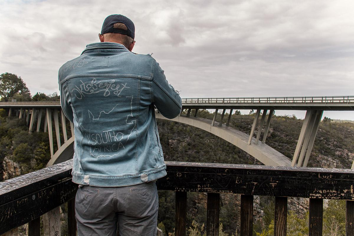 Storms River Bridge fotografieren