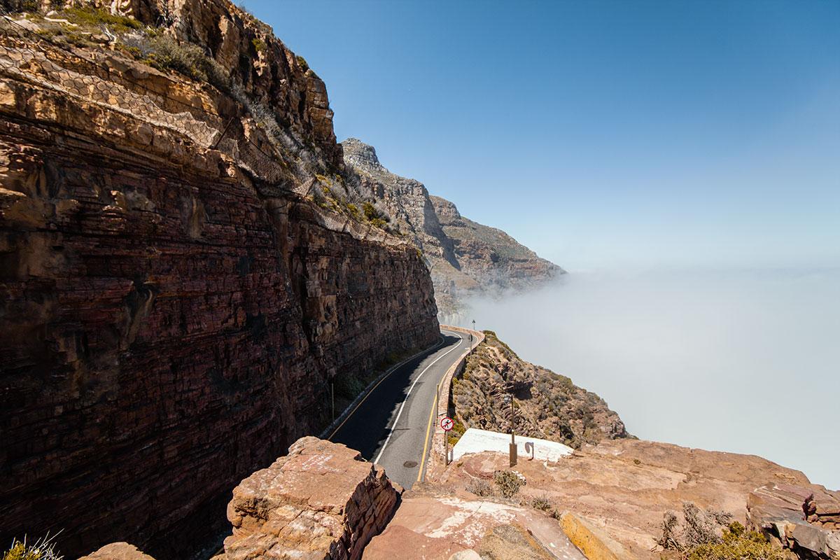 Tafelberg Chapman's Peak Drive
