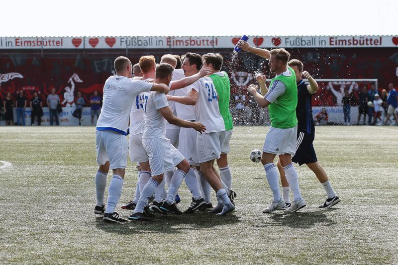 Eisern Union Tornesch in der Oberliga