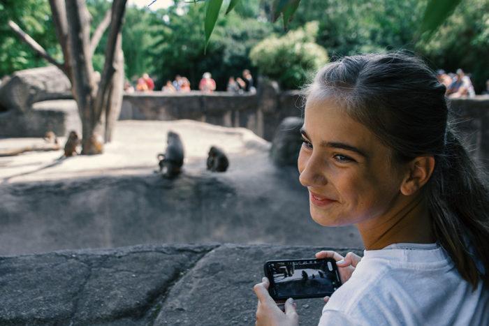 Hagenbecks Tierpark Starfotograf des Tages