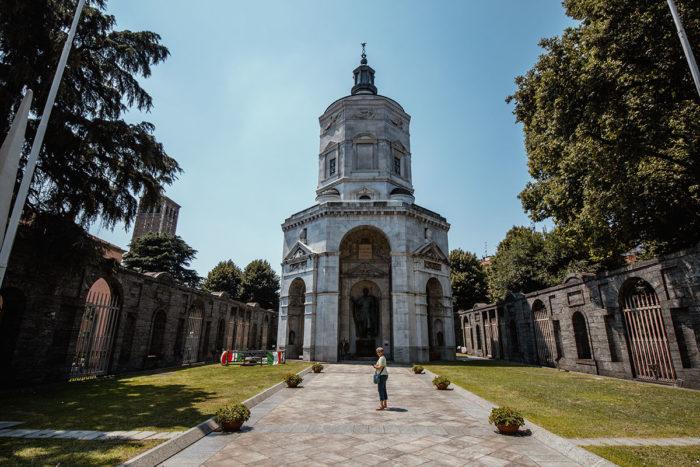 Sant'Ambrogio Kirche Mailand