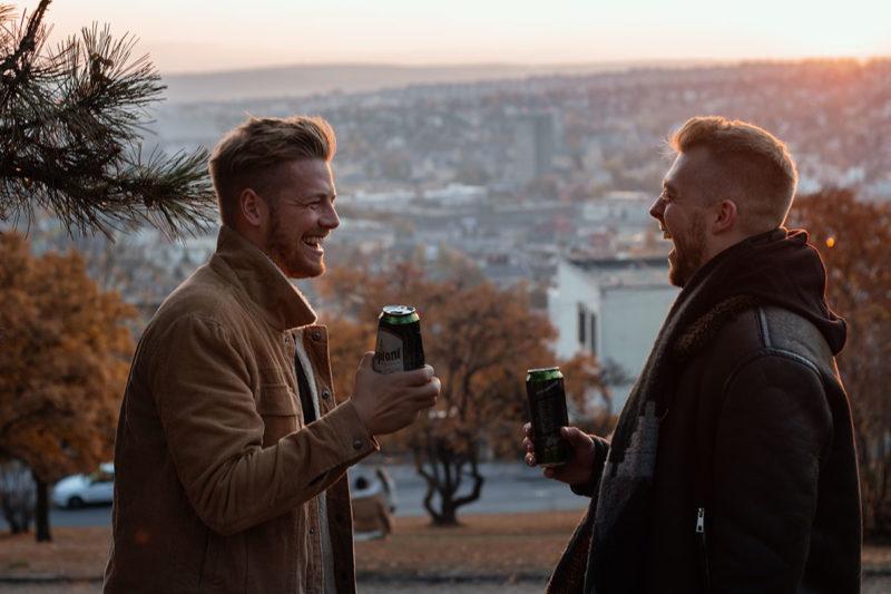 Freundschaft in Budapest