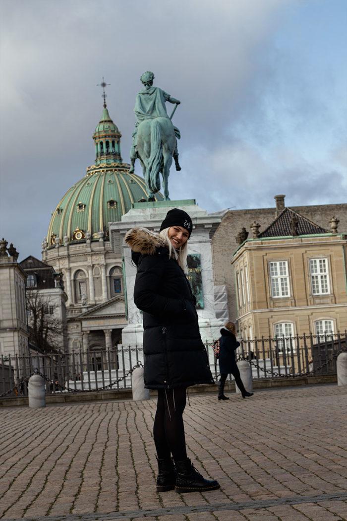 Kopenhagen Amalienborg Slot