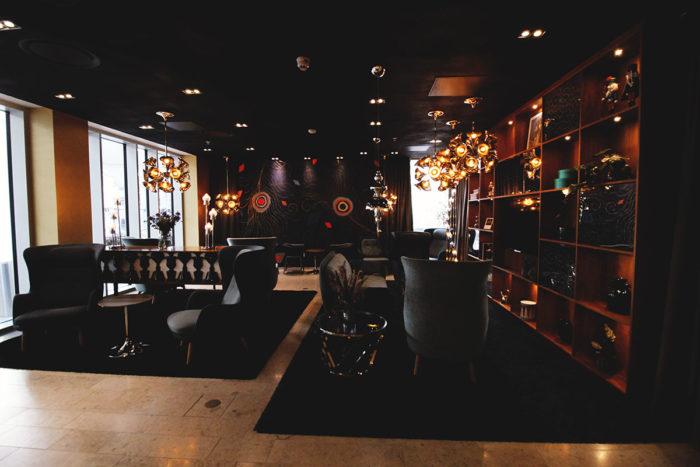 Tivoli Hotel Kopenhagen Lobby
