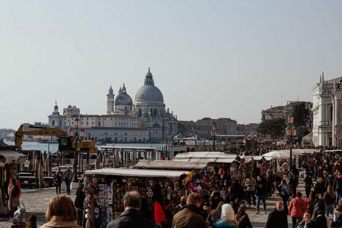 Venedig Tourismus im Februar