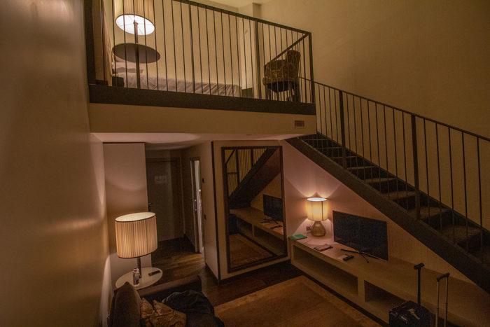 Hyatt Murano Deluxe Zimmer