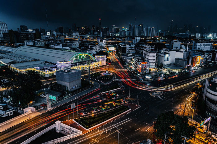 Thailand Reisebericht über Bangkok